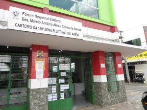 Cartório Eleitoral de Lavras passa por rezoneamento e alguns serviços estão suspensos temporariamente
