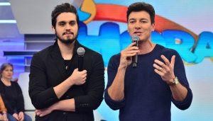 Luan Santana anuncia boicote aos programas da Record