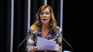 [Informe Parlamentar] Deputada Dâmina comenta sobre o Fundo Partidário