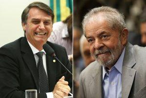 Eleições 2018: Bolsonaro sobe e briga pelo 2º lugar; Lula aumenta liderança