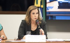[Informe Parlamentar] Deputada Dâmina vota contra fundo eleitoral