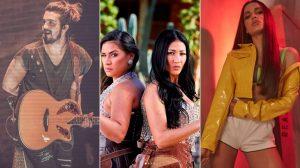 Luan Santana, Simone e Simaria e Anitta dominam o Prêmio Multishow