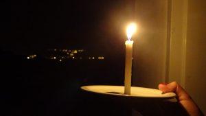Moradores de Perdões e outras sete cidades ficaram sem energia elétrica no fim de semana