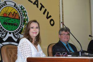 [Informe Parlamentar] Deputada Dâmina Pereira recebe título de cidadã honorária em Três Pontas