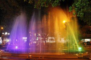 Prefeitura de Lavras faz obra de revitalização na Praça Augusto Silva